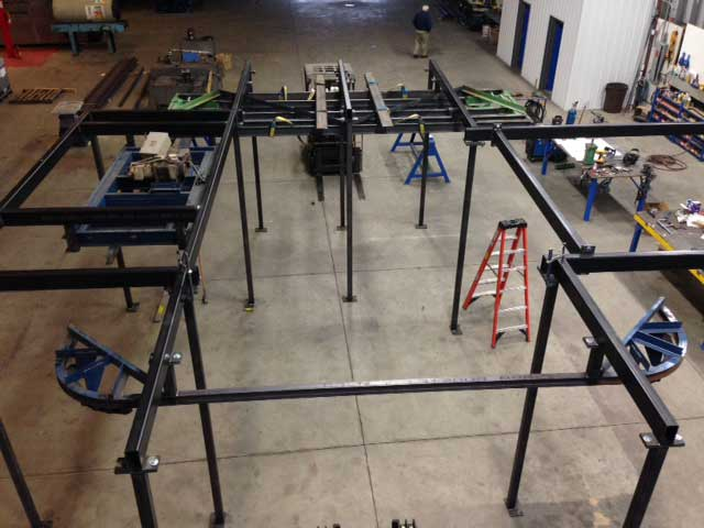 Conveyor Fabrication
