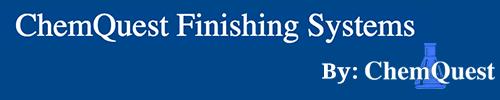 Chemquest Finishing Systems Logo
