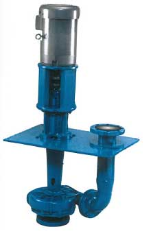 Vertical Process Pump